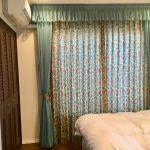 新居マンションのカーテンはマダム・ワトソンでオーダーしました〜寝室編〜